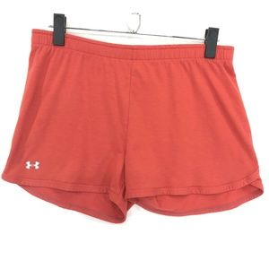 Under Armour Running Shorts Womens S Small Faded